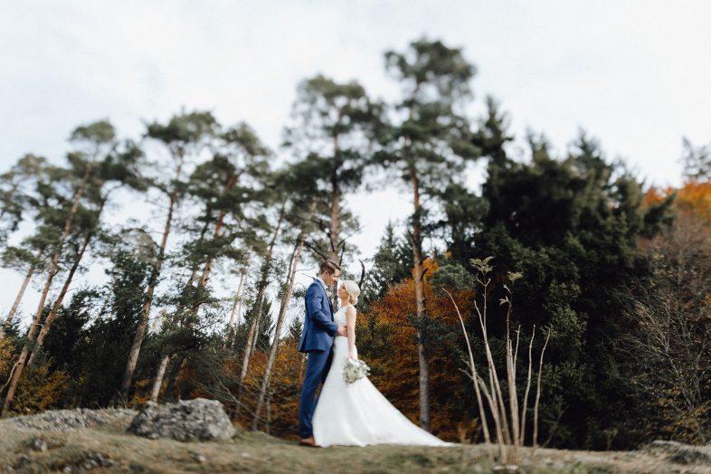 Herbst Hochzeit Leonie & Adrian, Wental, Bartholomä - Hochzeitsreportage fotografiert von Yvonne & Rolland Photography