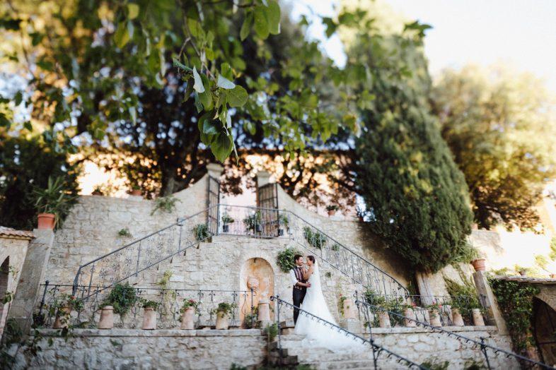 Destination After-Wedding in der Toskana